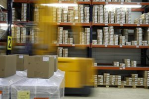 Almacenaje y total distribución logística