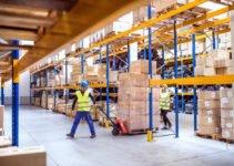 unidad de almacenaje en logística