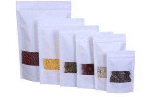 bolsas de grado alimenticio biodegradables